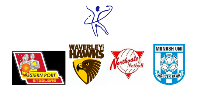 Waverley Park Physiotherapy Centre sponsoring local clubs in 2013