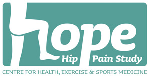 hope hip pain study